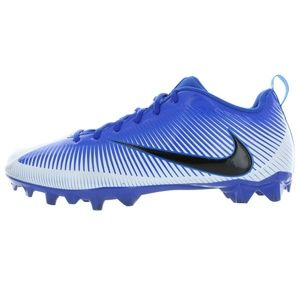 Mens Blue Vapor Strike 5 TD Football Cleats Shoes